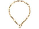 Rebecca Minkoff - Signature Link Star Charm Necklace