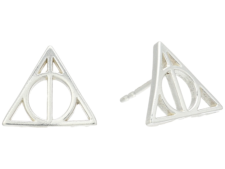 Alex and Ani - Harry Potter Deathly Hallows Earrings