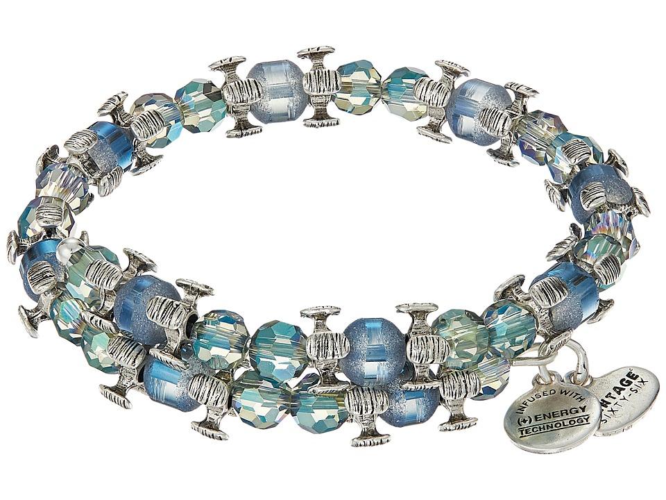 Alex and Ani - Splendor Wrap Twilight Bracelet