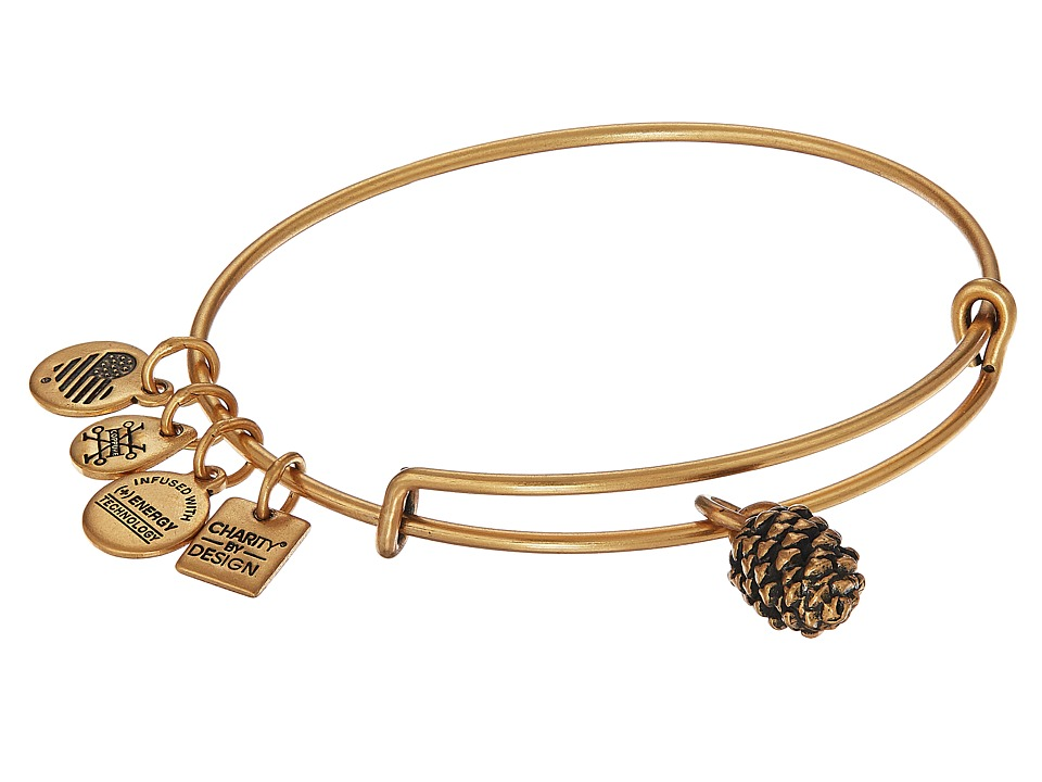 Alex and Ani - Charity By Design Pinecone Bangle