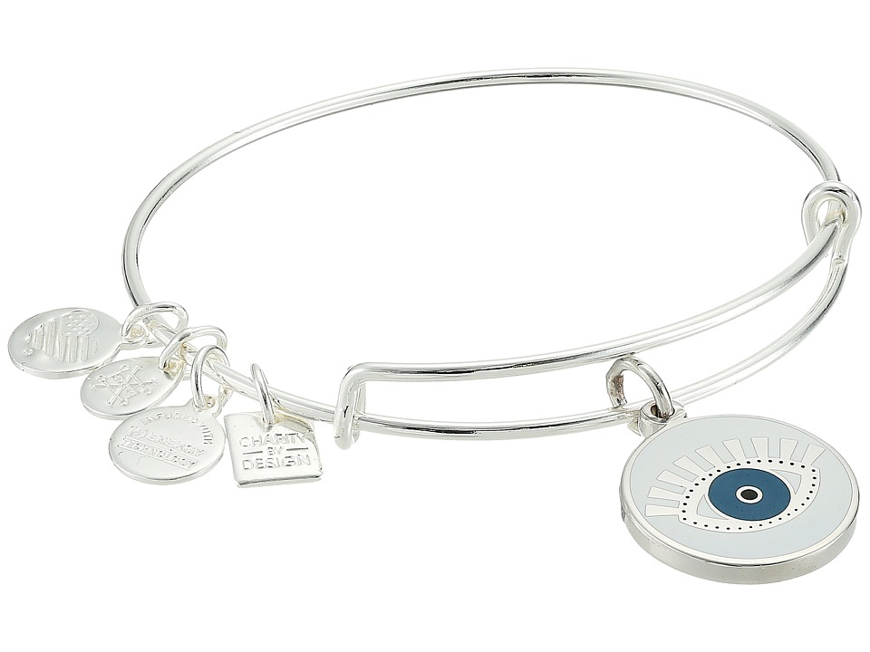Alex and Ani - Charity By Design Meditating Eye Color Infusion Bangle