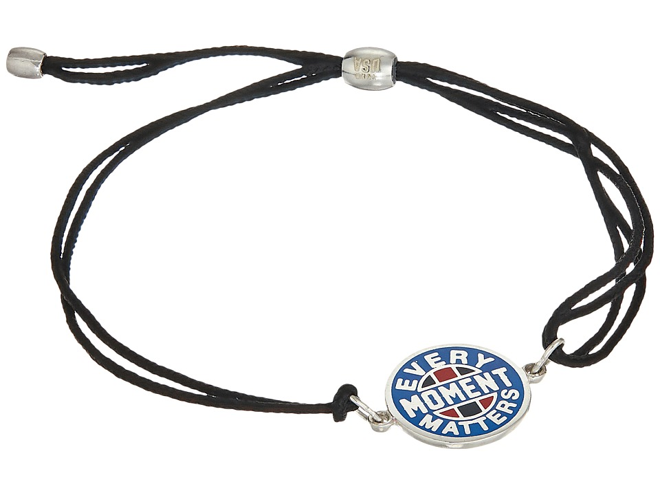 Alex and Ani - Kindred Cord Every Moment Matters Bracelet (Sterling Silver) Bracelet