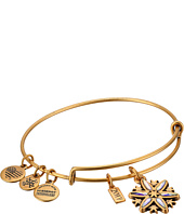 - Black Friday Snowflake Bangle  Gold
