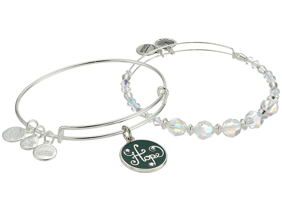 Alex and Ani - Hope Set Of 2 Bracelet