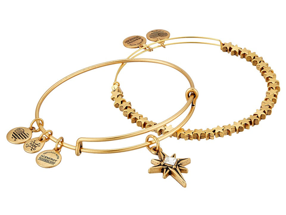 Alex and Ani - North Star Set Bracelet