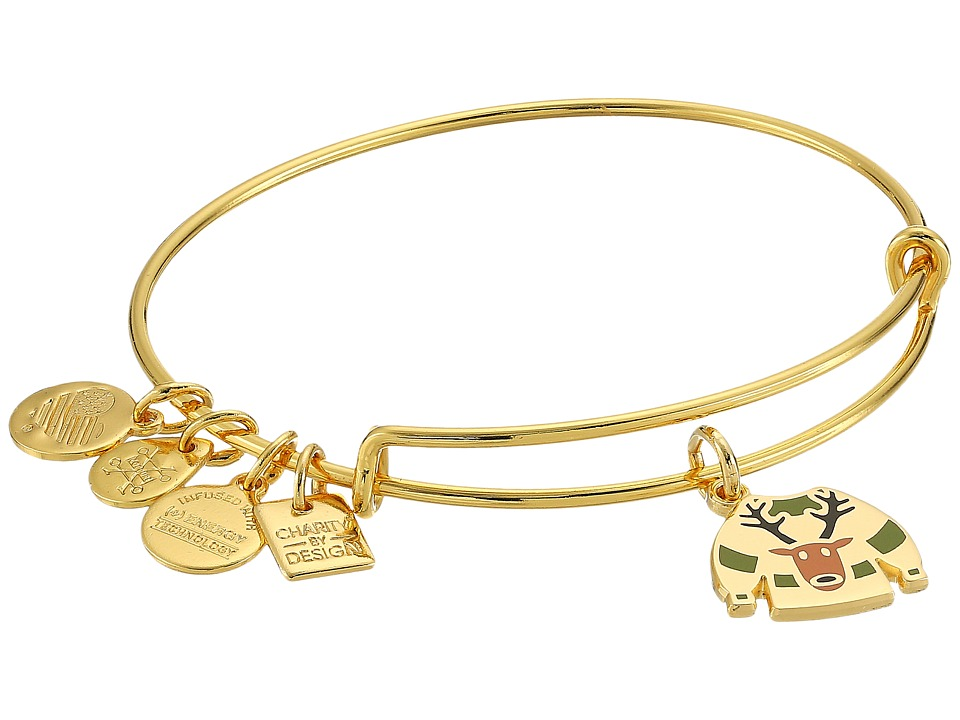 Alex and Ani - Charity By Design Ugly Sweater Bangle