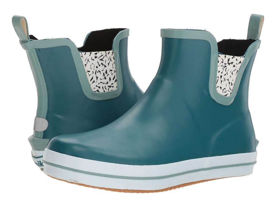 Kamik - Sharon Lo (Teal) Womens Rain Boots