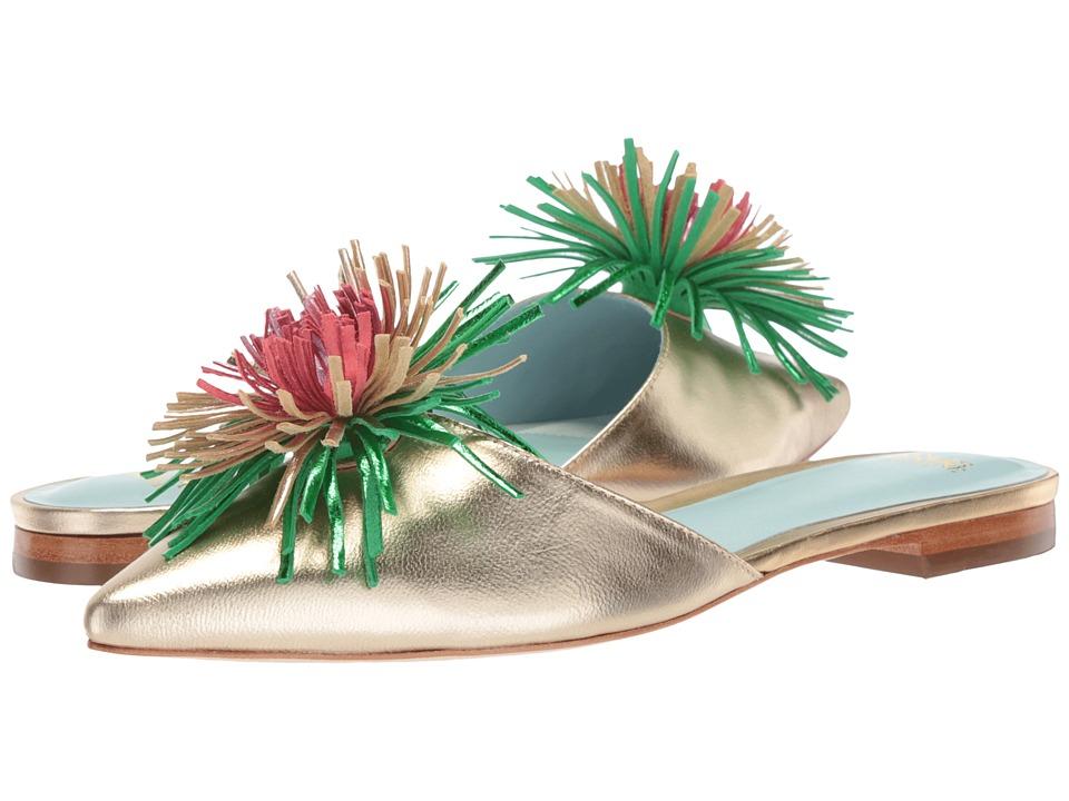 Frances Valentine - Pauline (Platino/Multi) Womens Shoes