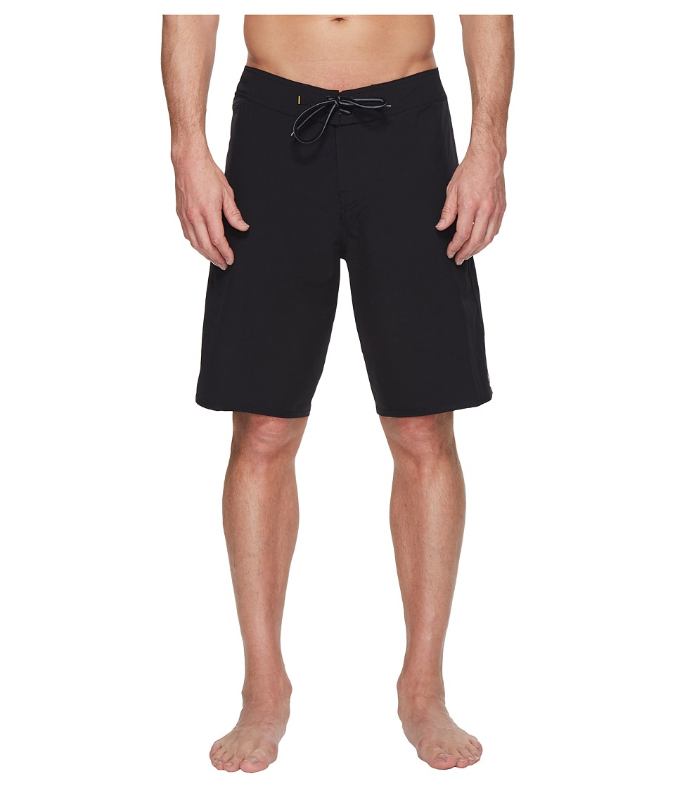 Quiksilver Waterman Paddler Boardshorts (Black) Men