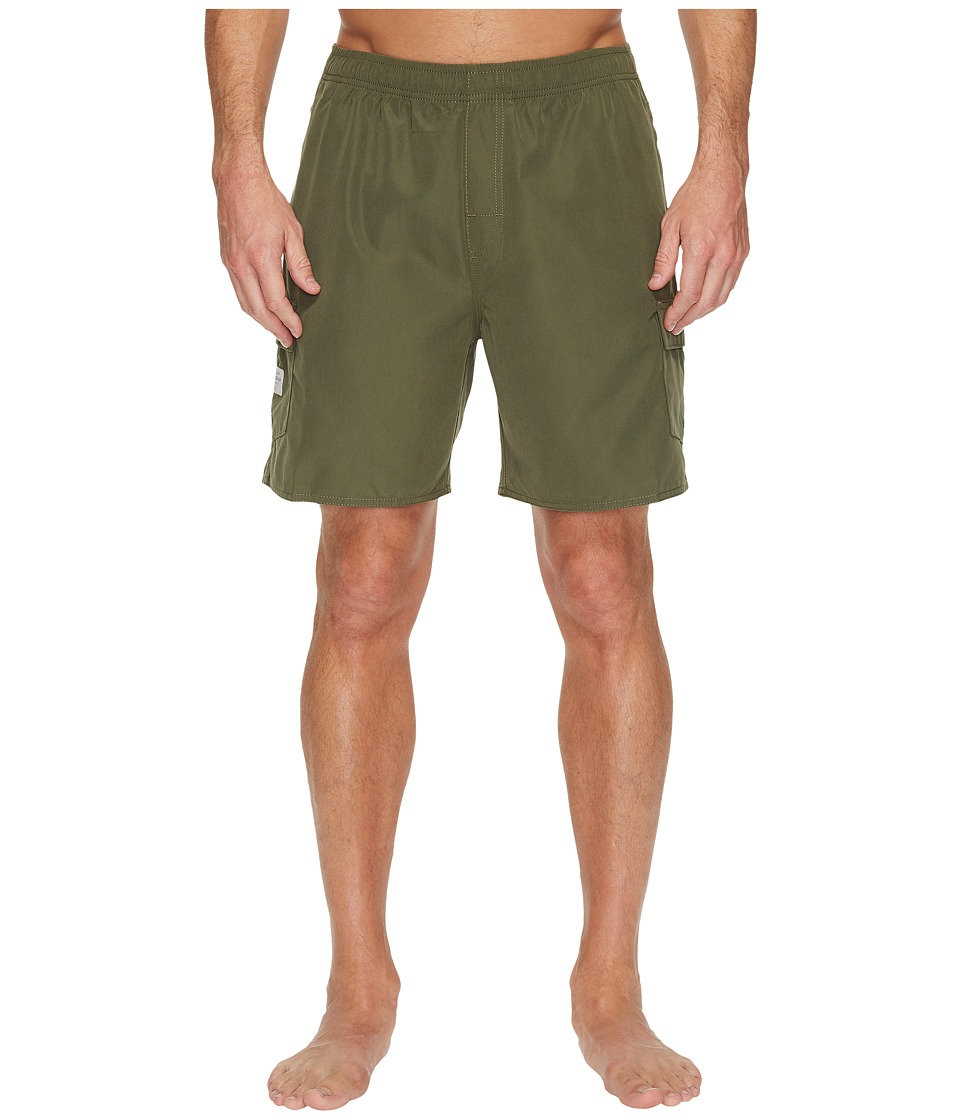 Quiksilver Waterman - Balance 6 Volley Shorts