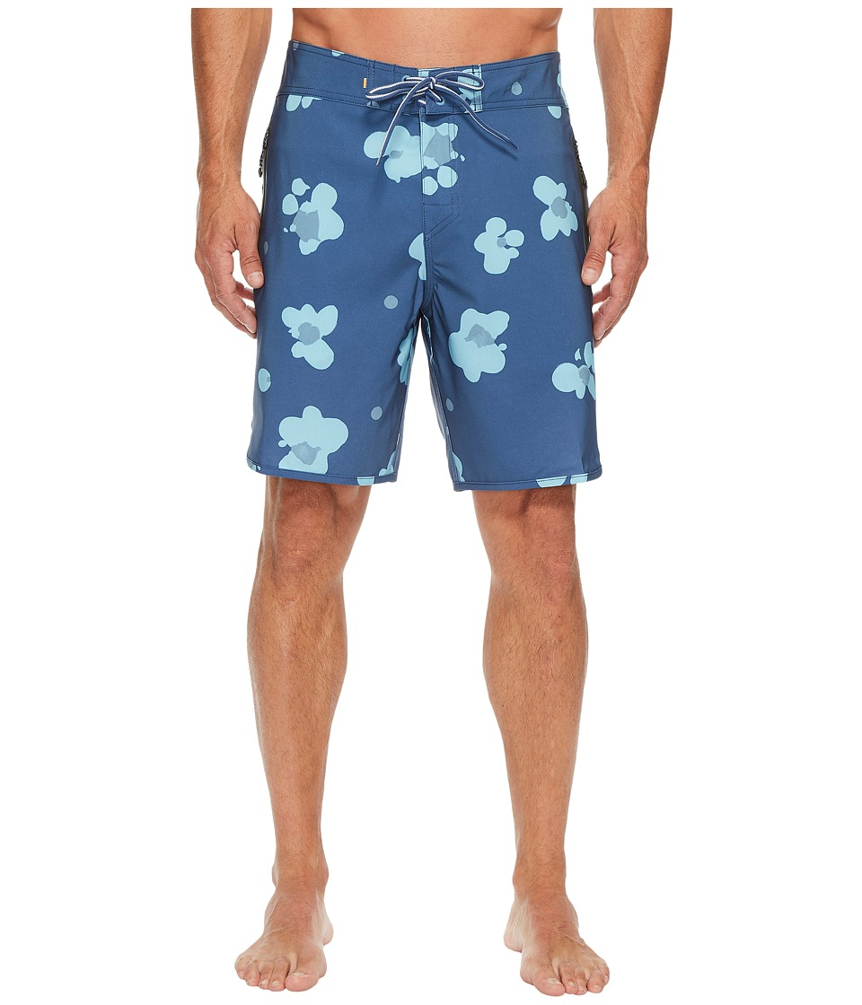 Quiksilver Waterman Pelai Boardshorts (Provencial) Men