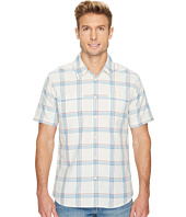 Quiksilver Waterman - Island Job Update Short Sleeve Woven Shirt