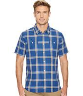Quiksilver Waterman - Island Job Update Short Sleeve Woven Shirt
