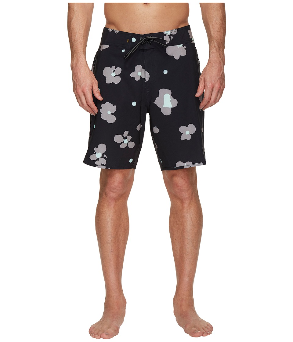 Quiksilver Waterman Pelai Boardshorts (Black) Men