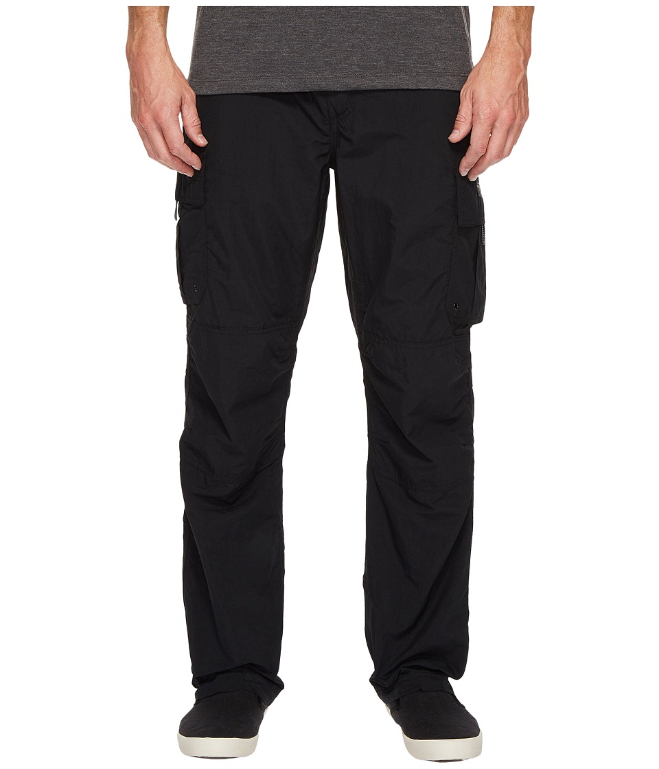 Quiksilver Waterman Skipper Cargo Pants (Black) Men
