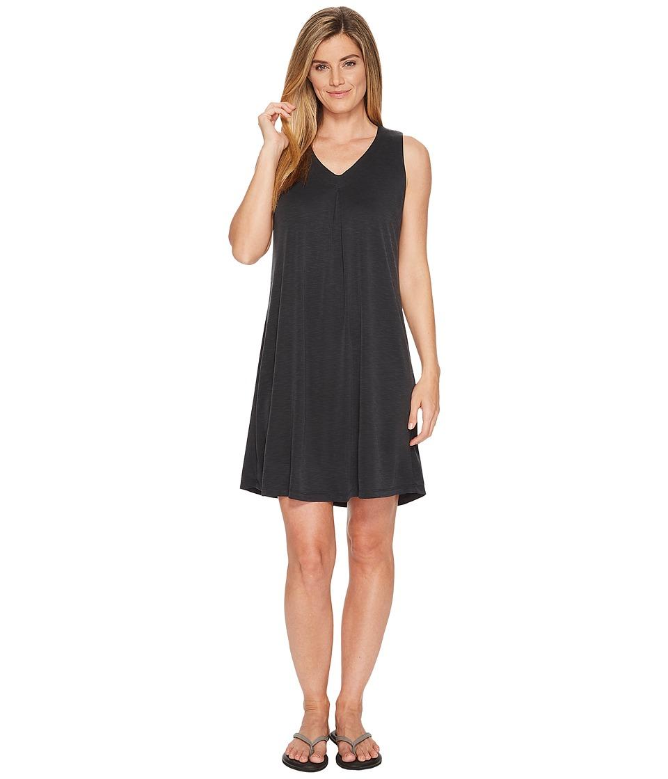 FIG Clothing Iva Dress (Onyx) Women's Dress