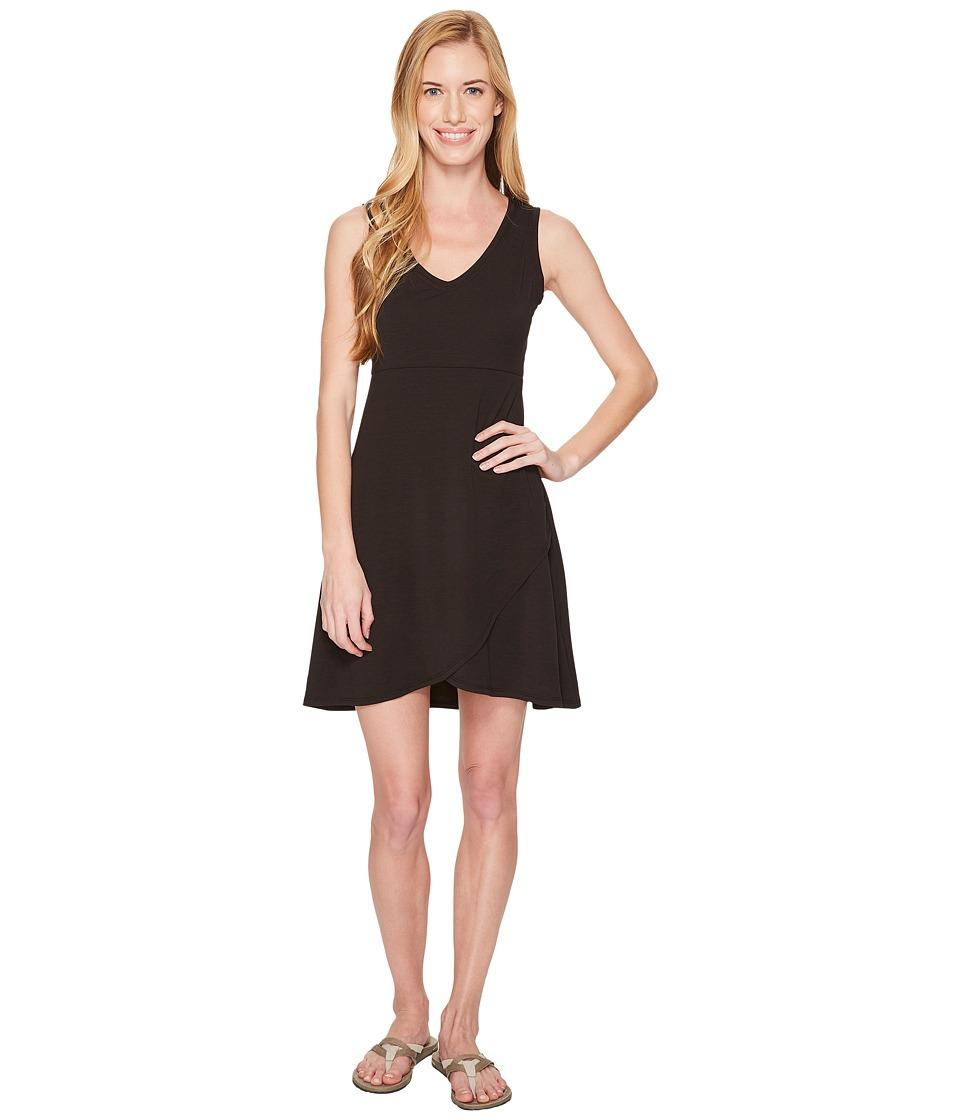 FIG Clothing - Axa Dress (Black) Womens Dress