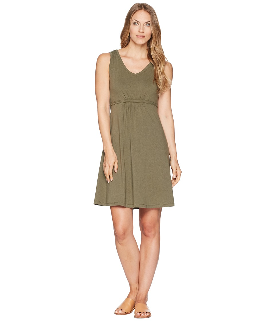 FIG Clothing - Hip Dress (Mangrove) Womens Dress