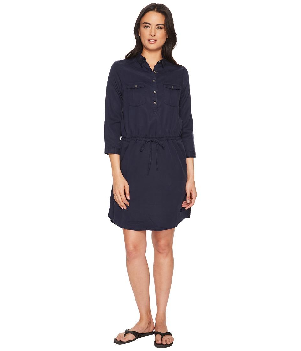 Jack Wolfskin Mojave Dress (Night Blue) Women