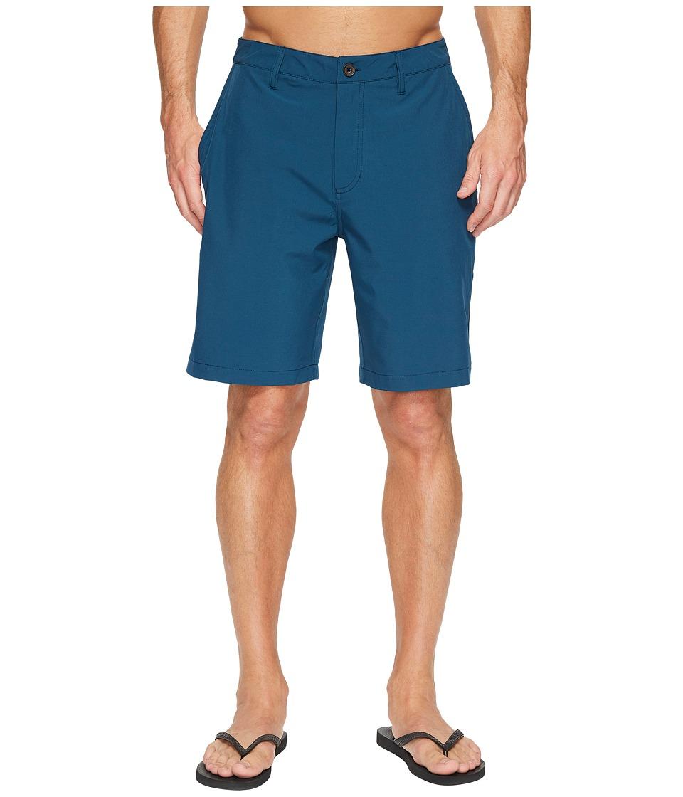 Quiksilver Waterman Vagabond 2 Shorts (Major Blue) Men