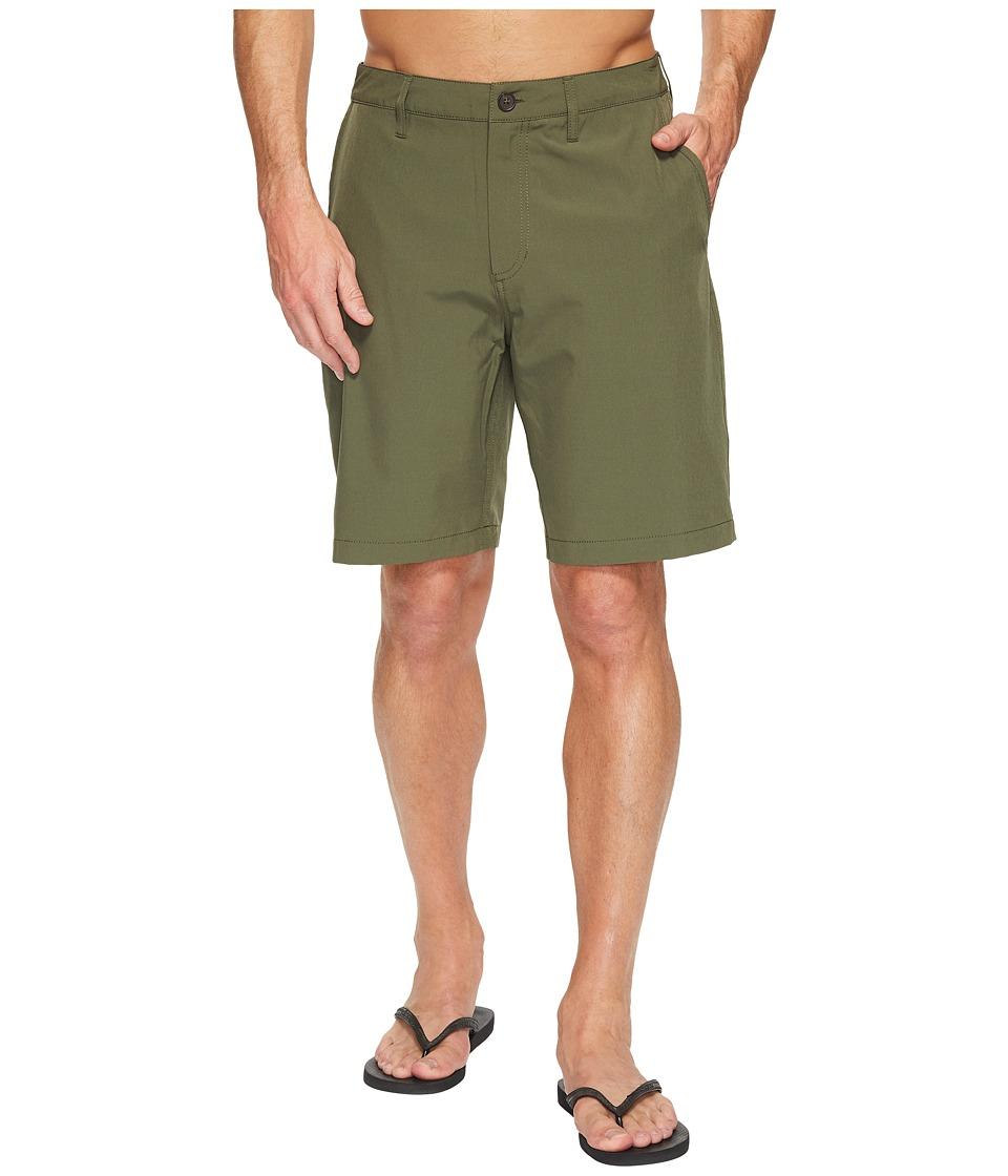 Quiksilver Waterman Vagabond 2 Shorts (Beetle) Men