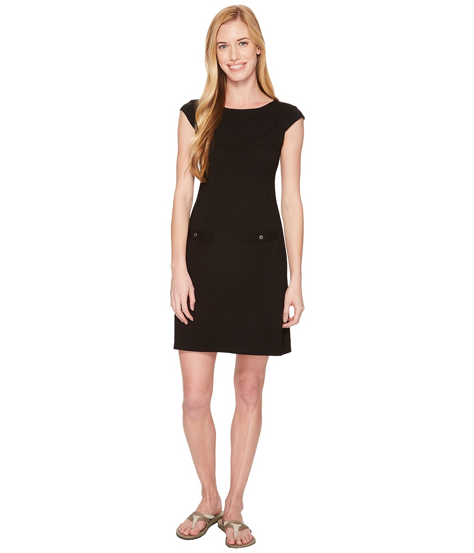 FIG Clothing - Pia Dress (Black) Womens Dress