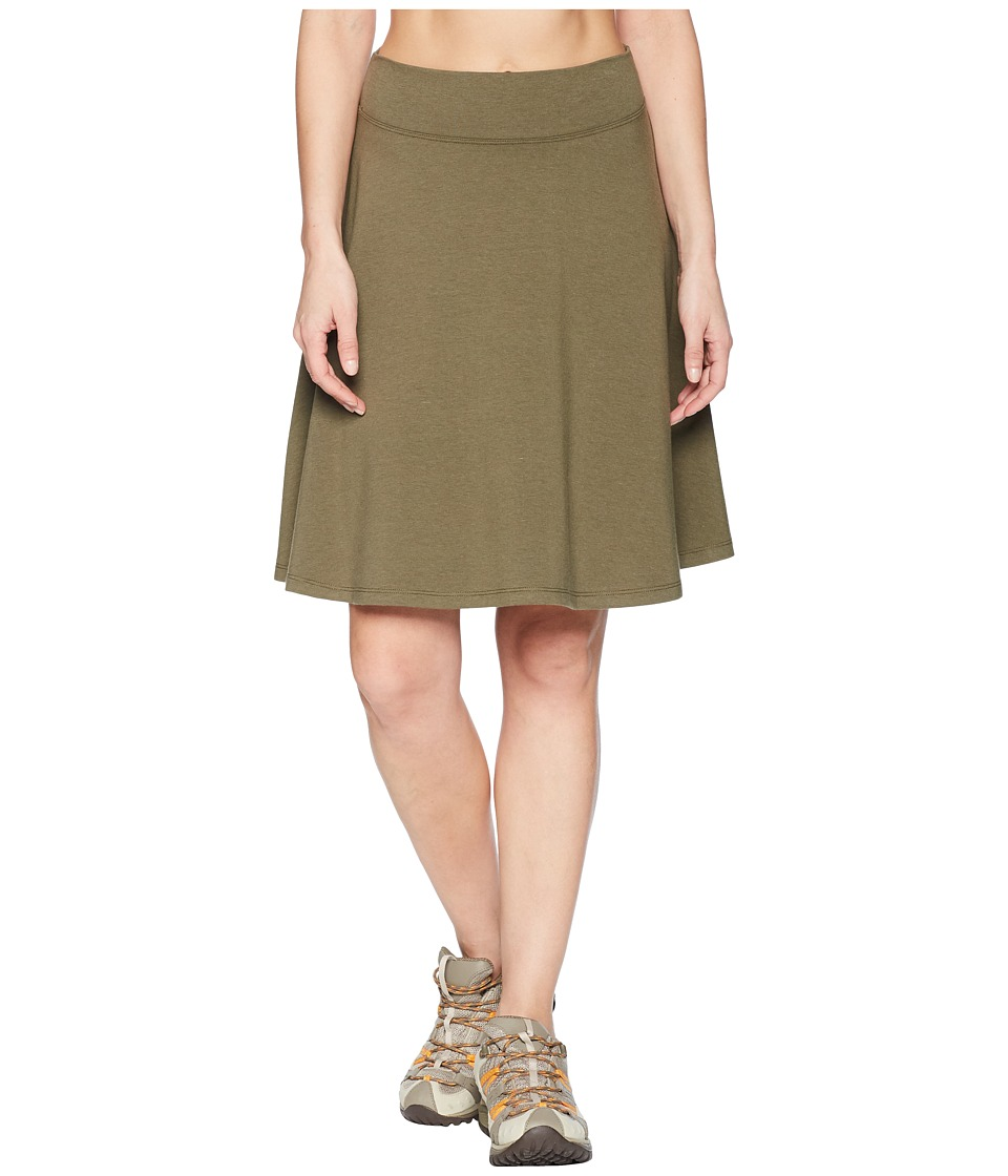 FIG Clothing - Lim Skirt (Mangrove) Womens Skirt