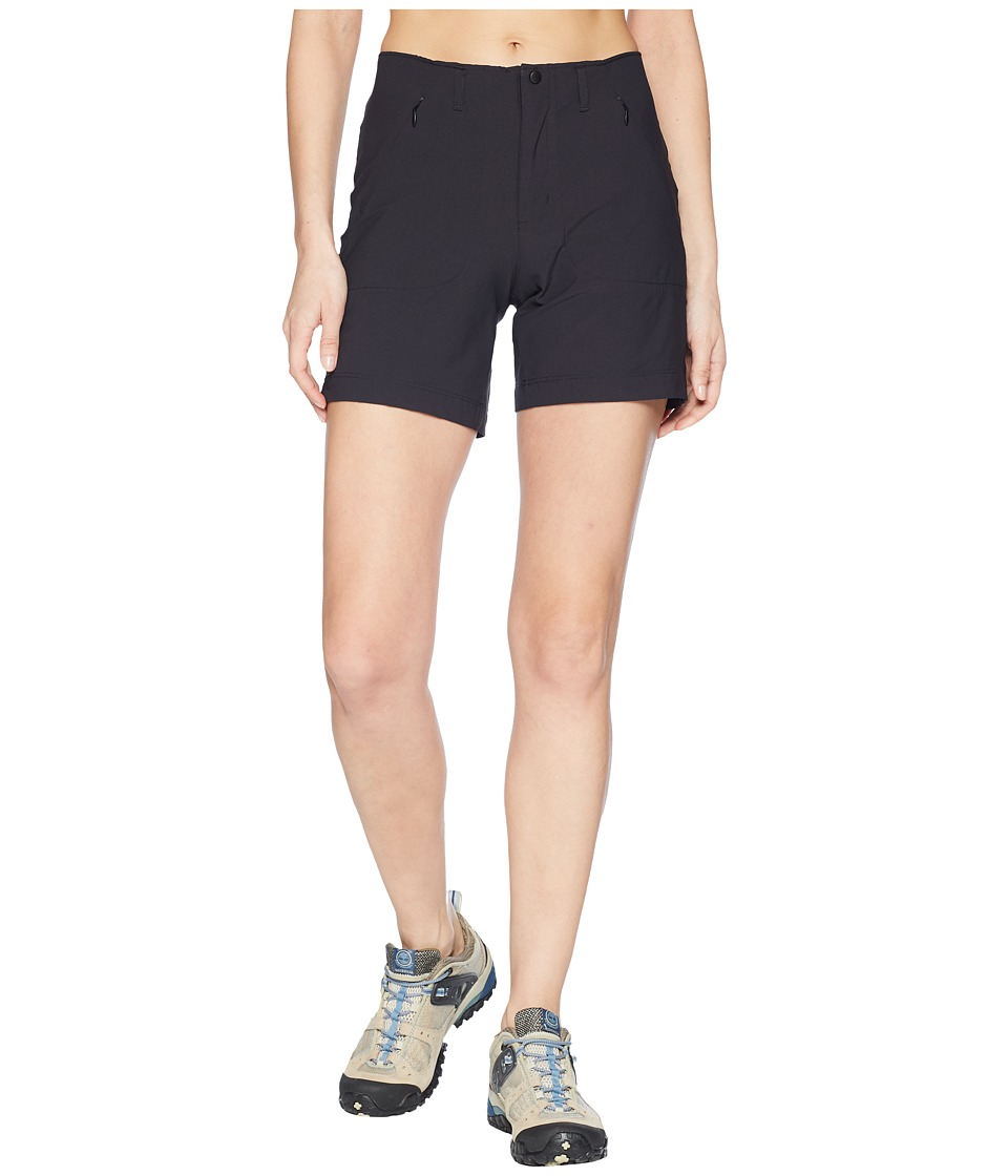 FIG Clothing - Wuu Shorts (Black) Womens Shorts
