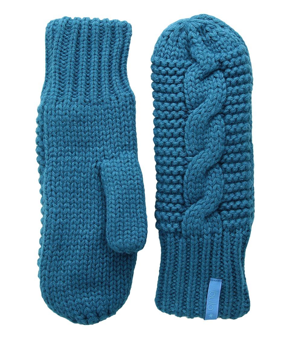 BULA Lulu Mitten (Dark Teal) Over-Mits Gloves