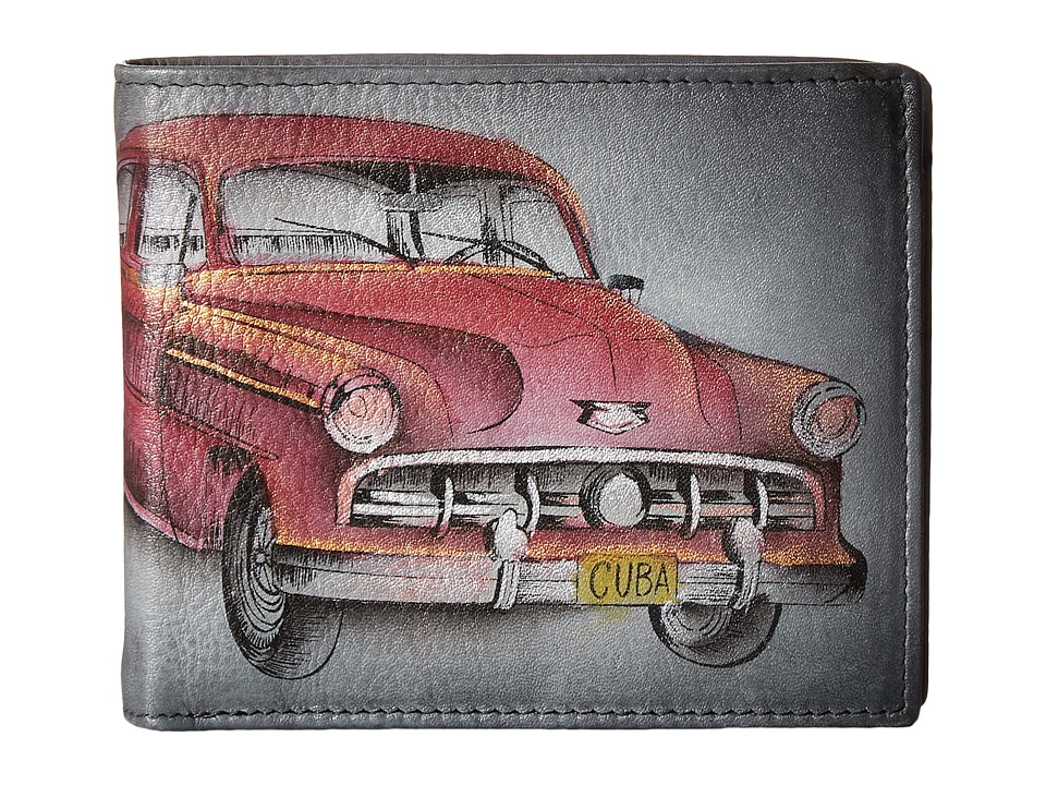 Anuschka Handbags - 3000 Two Fold Men's Wallet