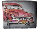 Anuschka Handbags 3000 Two Fold Men's Wallet