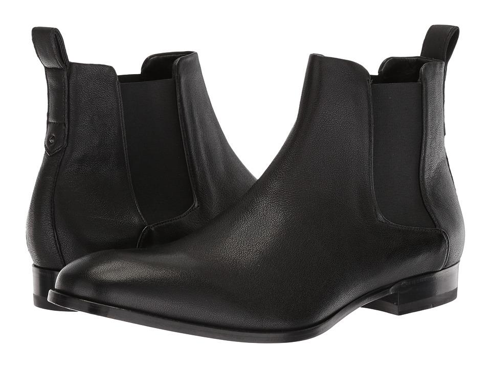 BOSS Hugo Boss - Cult Chelsea Boot By Hugo (Black) Mens Shoes