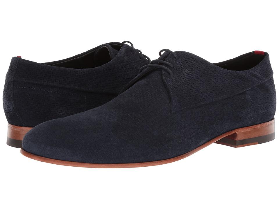 BOSS Hugo Boss - Cordoba Derby By Hugo (Medium Blue) Mens Shoes