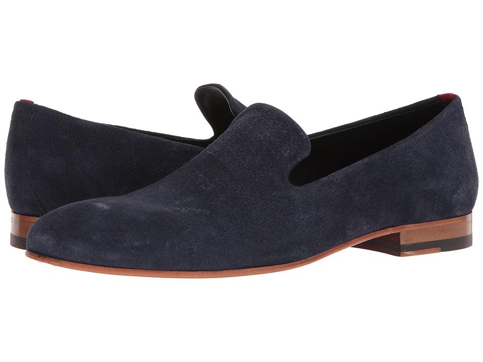 BOSS Hugo Boss - Cordoba Loafer By Hugo (Medium Blue) Mens Shoes