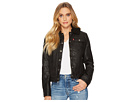 Levi's(r) Faux Leather Buff Cow Jacket