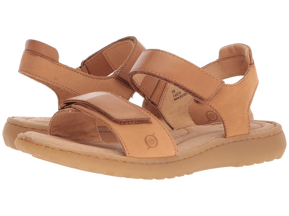 Born - Nirvana (Tan/Brown) Womens  Shoes