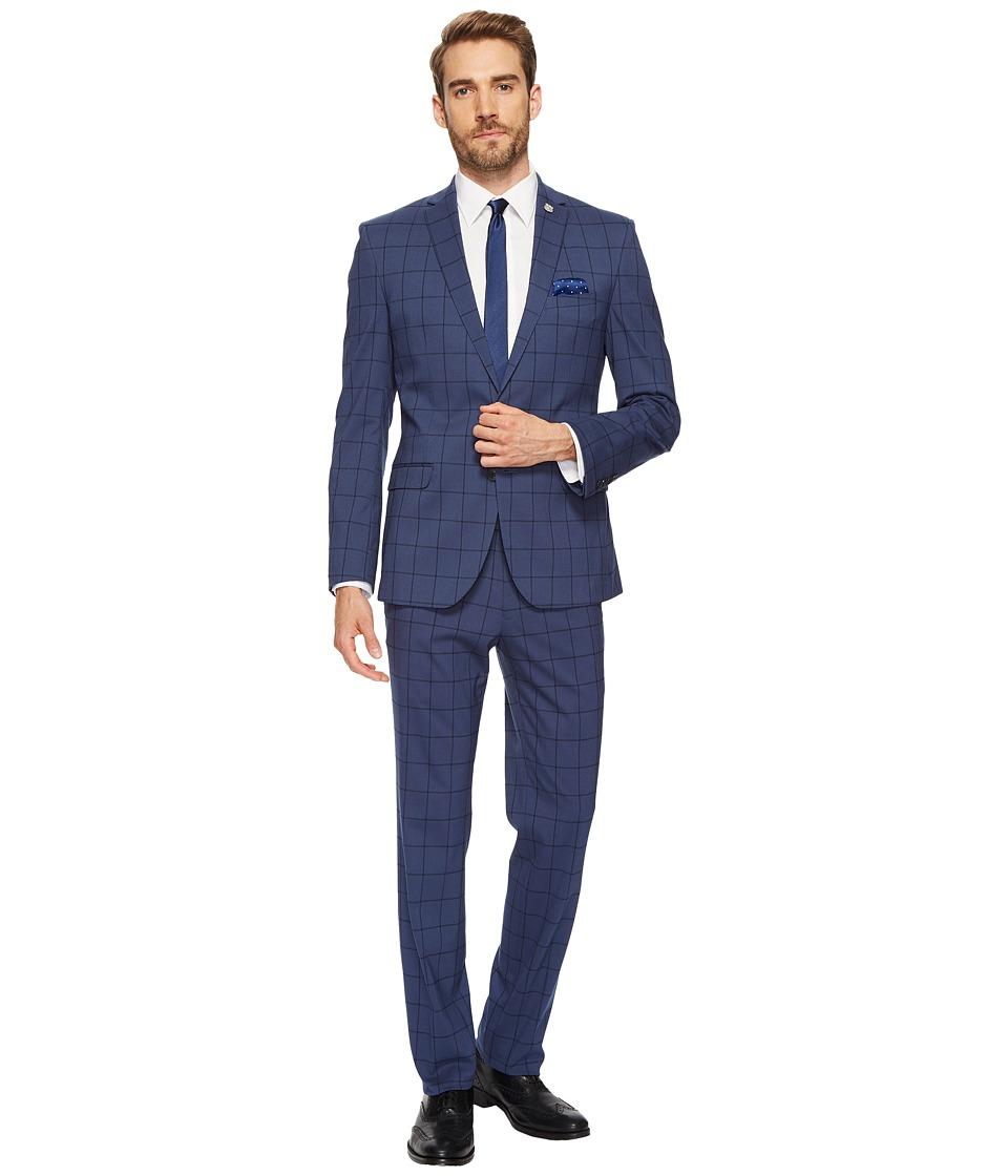 Nick Graham - Blue Window Suit