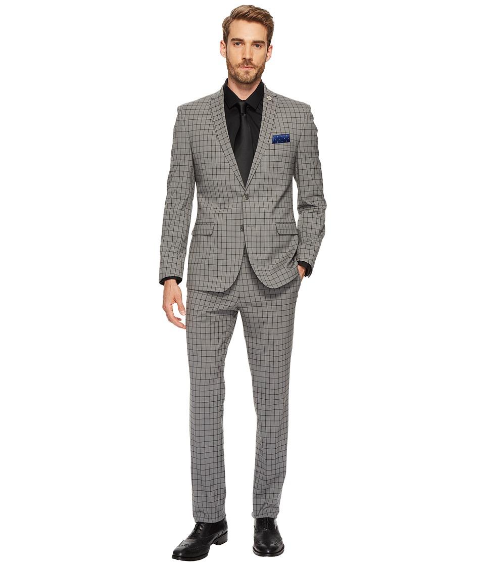 Nick Graham - Grey Window Suit
