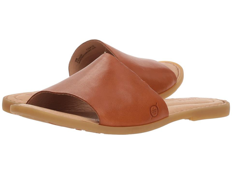 Born - Loren (Brown Full Grain Leather) Womens  Shoes