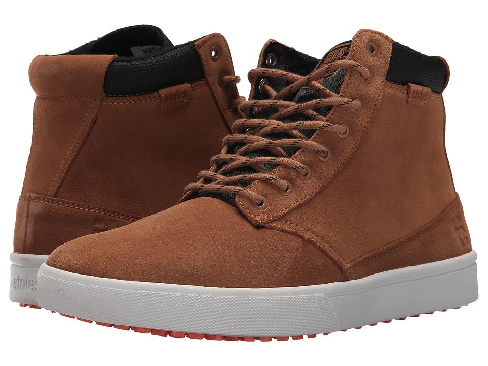 etnies - Jameson HTW (Brown/Black (Scott Stevens)) Mens Skate Shoes