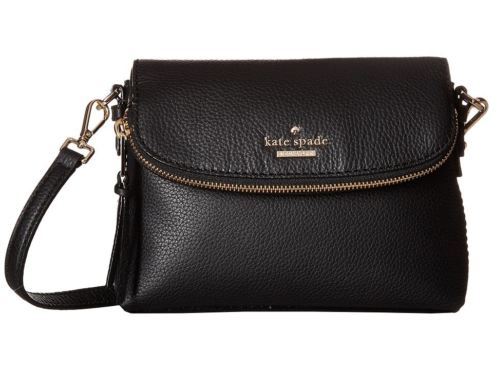Kate Spade New York - Jackson Street Small Harlyn (Black) Handbags