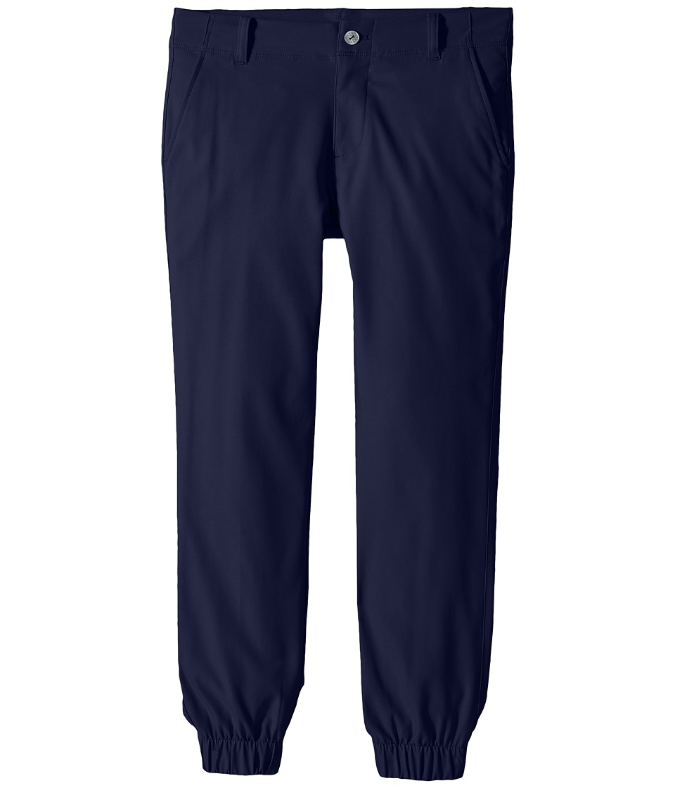 PUMA Golf Kids - Golf Jogger (Big Kids) (Peacoat) Boys Casual Pants