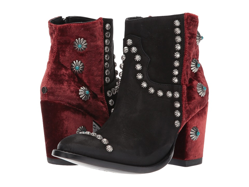 Double D Ranchwear by Old Gringo - Tahoma Boot (Black) Womens Boots