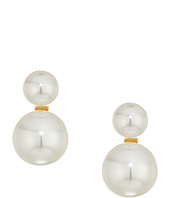 Rebecca Minkoff - Mini Double Sphere Stud Earrings