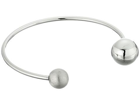 Rebecca Minkoff Sphere Cuff Bracelet - Silver