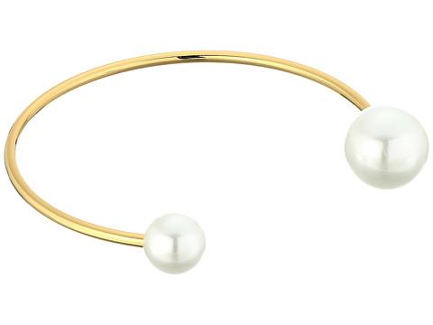 Rebecca Minkoff Sphere Cuff Bracelet - Pearl