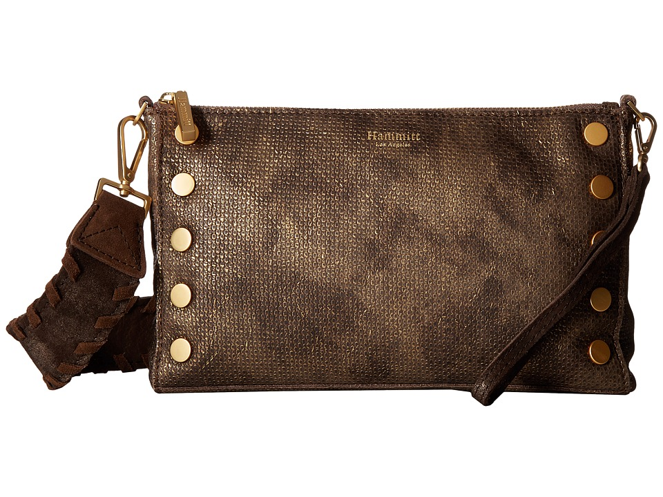 Hammitt - Getty Lim (Raft/Wimba Buff-Brushed Gold) Handbags