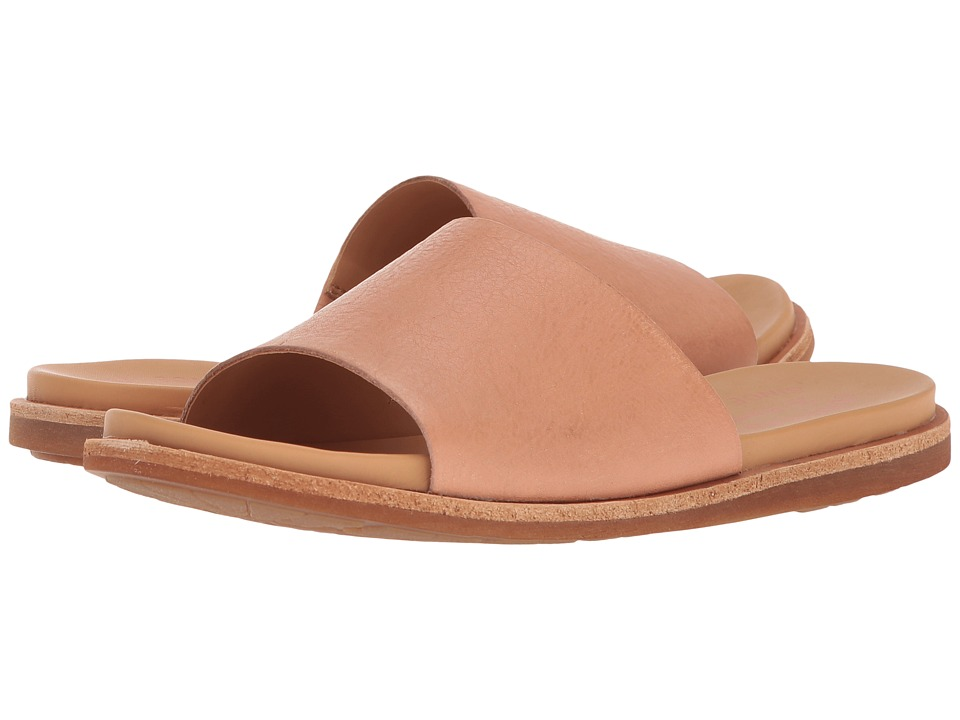 Kork-Ease Gila (Blush Full Grain Leather) Sandals