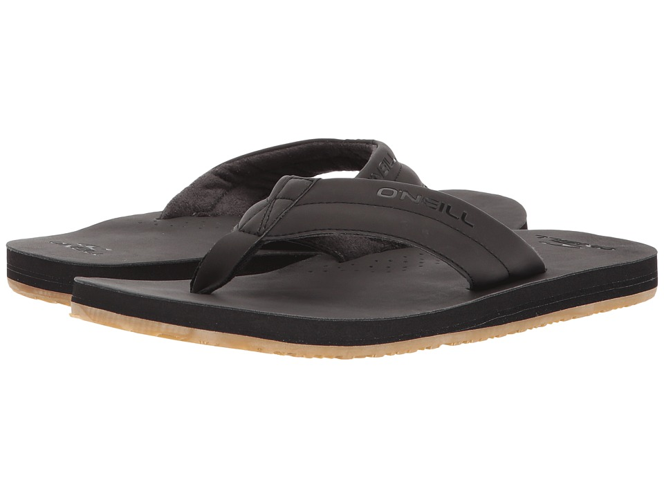 O'Neill - Trails (Black) Men's Sandals