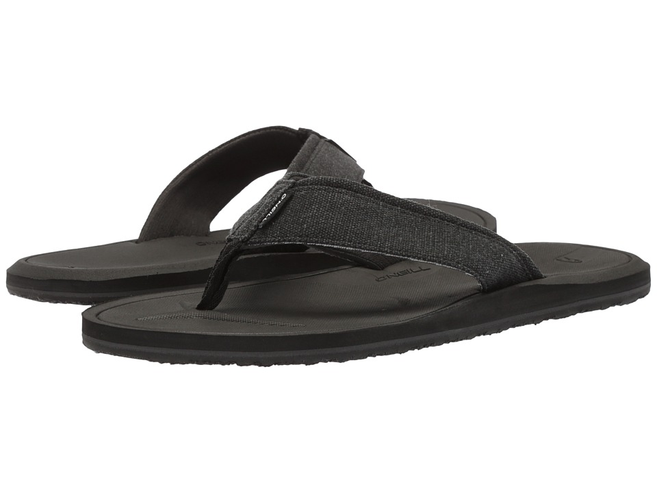 O'Neill - Nacho Libre (Black 2) Men's Sandals